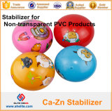 Stabilisateur pour les produits non transparents de PVC