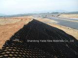 HDPE Geocell, het Plastic Net van het Grint, het Net van de Betonmolen