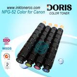 voor Toner van het Kopieerapparaat van de Kleur c-Exv34 Npg52 van de Canon Gpr36 de Vooruitgang C2020 C2030 van Imagerunner