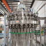 Linha de produção da máquina do enchimento da bebida da soda