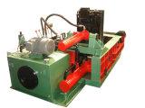 포장기 장비 (YDF-100A)를 재생하는 기계를 재생하는 유압 포장기 금속 조각 포장기