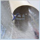 Усиленный материал облицовки Kraft Scrim алюминиевой фольги