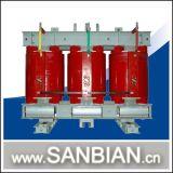 Sc (b) 10シリーズ10kv 30~2500kVAによって樹脂絶縁される乾式の変圧器