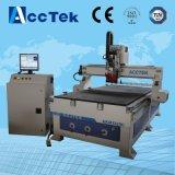 Asse di rotazione di Akm1325c Hsd 9kw, strumenti automatici di Chang della macchina del router di CNC di Atc