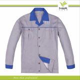 Форма женщин пальто работы безопасности хлопка/полиэфира (F183)