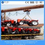4WD landbouw/Diesel die de Mini/Kleine Tractor van de Tuin bewerkt 40-55 PK met Goedkope Prijs