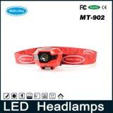 Linternas principales de exploración de la antorcha de las linternas del LED recargables