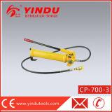 700の棒大きいオイル容量の油圧ハンドポンプ(CP-700-3)