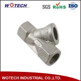 China-Lieferanten-Stahlbefestigungs-Investitions-Gussteil-Gießerei