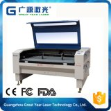1600 * 1000mm Double Heads High Speed ​​Laser Cutting and Grave Machine 1610d