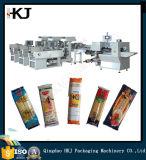 Полноавтоматическая длинняя машина для упаковки спагеттиа макаронных изделия