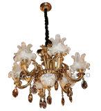 Iluminación moderna de la lámpara de 18 RMS con la decoración del cristal de K9 o de Swarovski