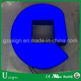LED 편지 표시를 광고하는 고품질 알루미늄 합금