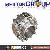 AMSE / ANSI B16.5 Wp304 / 316 Class150 RF / FF tubos de acero inoxidable Bridas Conexiones
