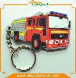 베스트셀러 선전용 PVC Keychain