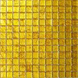 ذهبيّة زجاجيّة فنّ فسيفساء ([فمو3103])