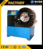 Preiswerter neuer hydraulischer Schlauch-quetschverbindenmaschine Dx68 der Art-Tasten-51mm