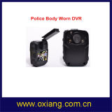 1080P Wearable Versleten Camera's van de Politie van het Lichaam DVR van de Politie Draadloze Lichaam