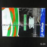 OPP/CPP de duidelijke Plastic Zak van het Kledingstuk