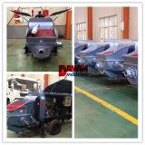 Bomba concreta nova do Sell 20-80 M3/Hr com corrente Diesel ou eléctrica