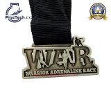 Медаль гонки Adrenalive ратника, свободно конструкция искусствоа, принимает Paypal