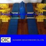Aérateur de rouleau de palette de 2 roues à aubes