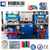 Molding en caoutchouc Machine pour Wrist Band Silicone Products (KS200FR)