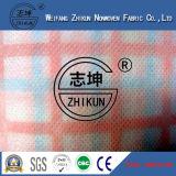 Alta calidad y precio barato impreso tela no tejida