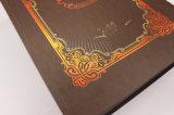 Caixa de vinho de padrão bonito de papelão