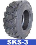 Neumático del buey de la resbalón/neumático industrial 10-16.5 12-16.5 14-17.5 15-19.5