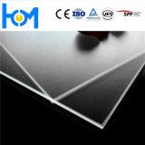 Glace claire en verre photovoltaïque solaire durcie en verre Tempered