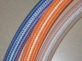 Труба шланга сада трубы водопотребления для орошения PVC пластичным гибким заплетенная волокном усиленная