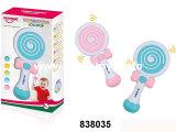 赤ん坊のプラスチック電気教育赤ん坊のおもちゃ(838035)