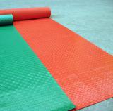 Belüftung-nicht Beleg-Fußboden Mat&Carpet mit unterschiedlichem Entwurf