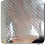 Tsautop Hotting vendant l'impression hydrographique Tsty010 d'Aqua de films d'impression de transfert de l'eau d'impression d'Aqua de film de fibre de carbone de largeur de 0.5m/1m