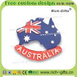 Kundenspezifischer Andenken-Ansammlungs-fördernder Geschenke Belüftung-Kühlraum-Magnet-Australier (RC-AN)