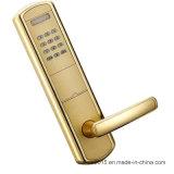 Hohe Sicherheits-elektronischer Tür-Karten-Verschluss-Digital-Verschluss in der PVD Fertigstellung