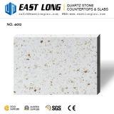 設計されるのための光っている磨かれた水晶石の平板または固体表面の建築材料が付いている台所
