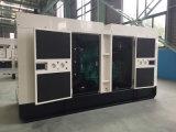 Cummins (6CTA8.3-G2) (GDC150*S)가 강화하는 150kw 전기 침묵하는 발전기