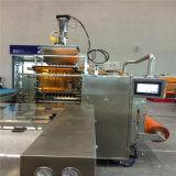 Cachetage de Quatre-Côté de saison de potage et machine à emballer multiligne