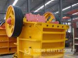 Trituradora de quijada flexible de la operación de Yuhong con el Ce y la ISO aprobados