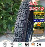 Motorrad-Motorrad-Gummireifen-Reifen-Roller-Gummireifen-Sport-Zähne 3.00-18