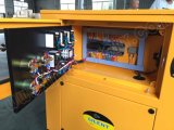 gerador 34kVA Diesel Soundproof com motor 1003G de Lovol para projetos de edifício