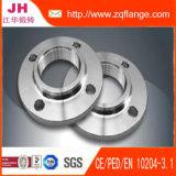 Bride modifiée d'ajustage de précision de pipe de collet de soudure de DIN2632 Pn10