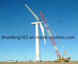 Torretta Palo d'acciaio del vento per energia eolica