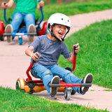 Kart com o carro elétrico do balanço do auto para o esporte
