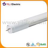 Ce del cETL di TUV GS ETL del tubo di T8 0.6m PC+Aluminum LED