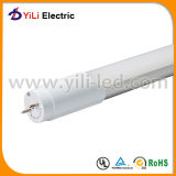 T8 0.6m PC+Aluminum LED 관 TUV GS ETL cETL 세륨