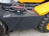 Uno mismo que carga mezcladores móviles del carro