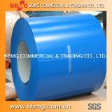 熱い中国または浸る冷間圧延された(0.125mm-0.8mm)熱い電流を通されるPrepaintedまたはカラー上塗を施してある波形の鋼鉄ASTM PPGI屋根ふきの金属板材料